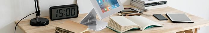 universal tablet tischhalterung als tischklemme schwanenhals. Black Bedroom Furniture Sets. Home Design Ideas