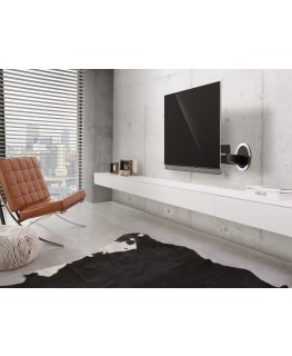 vogels tv wandhalterung next kabelkanal soundbar halterung. Black Bedroom Furniture Sets. Home Design Ideas