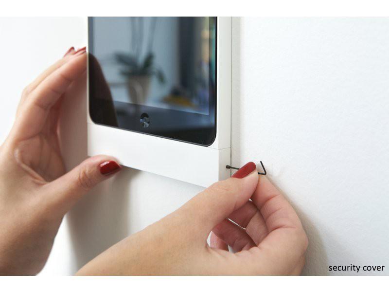 basalte eve wandhalterung ipad pro 12 9 diebstahlsicher. Black Bedroom Furniture Sets. Home Design Ideas
