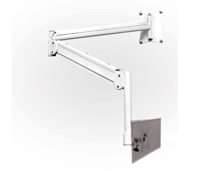 edbak praxis monitor schwenkarm wandhalterung. Black Bedroom Furniture Sets. Home Design Ideas