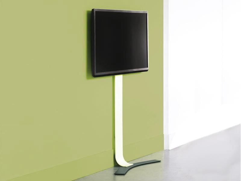 Erard standit pro bohrlose tv wandhalterung max 50kg - Tv an wand anbringen ...