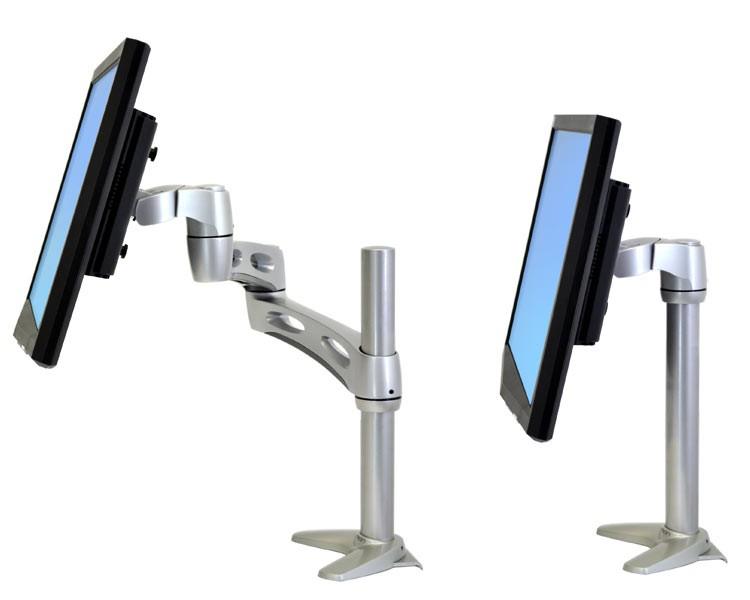 Ergotron Neo Flex Extend Arm Monitor Tischhalterung 45 235 194