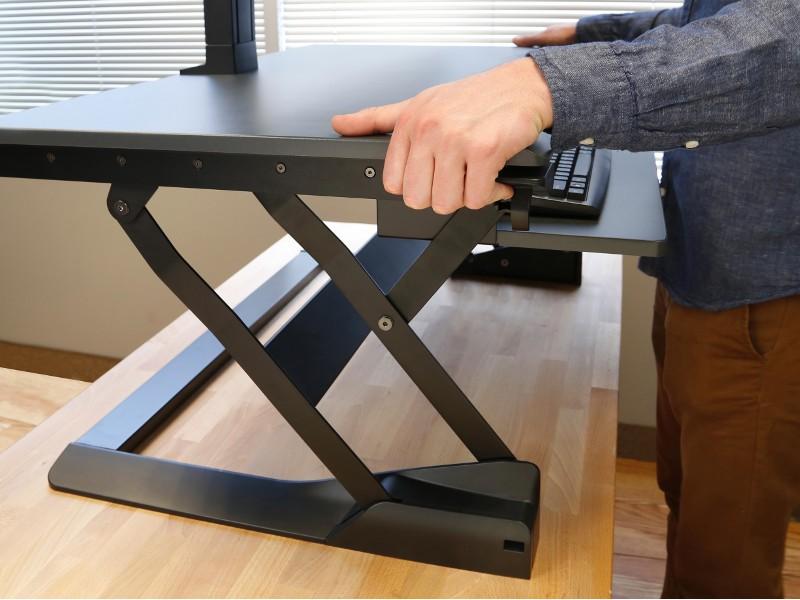 Ergotron Workfit Tl Sit Stand Desktop Workstation 33 406 085