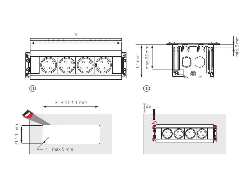 Tolle Steckdosenanschluss Schaltplan Bilder - Elektrische Schaltplan ...