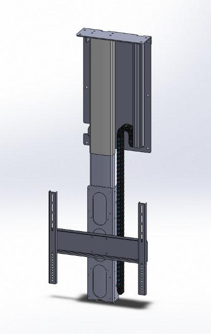 Monlines tv lift fernsehlift mld675s elektrische - Elektrische zahnburste mit wandhalterung ...