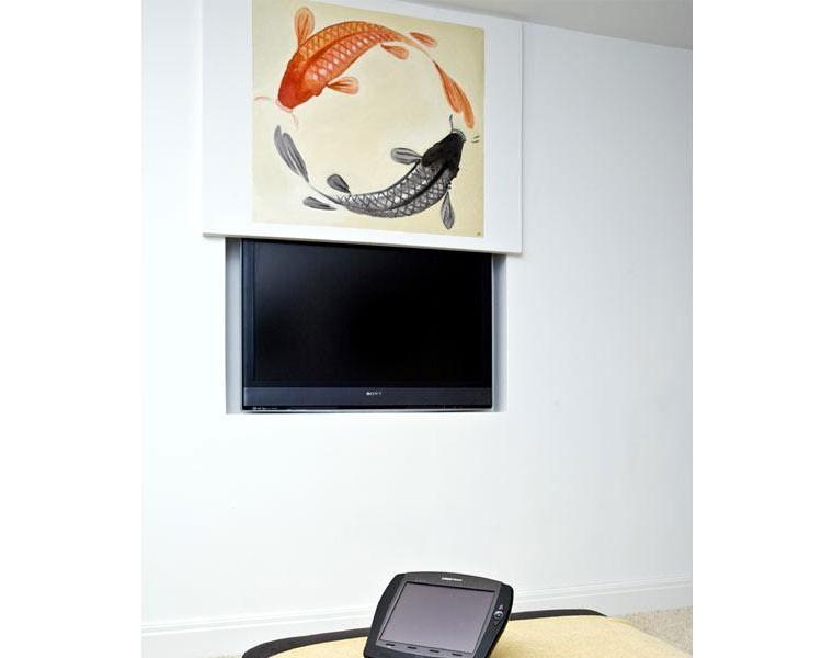 Futureautomation heavy duty bilderlift pic h - Fernseher verstecken ...