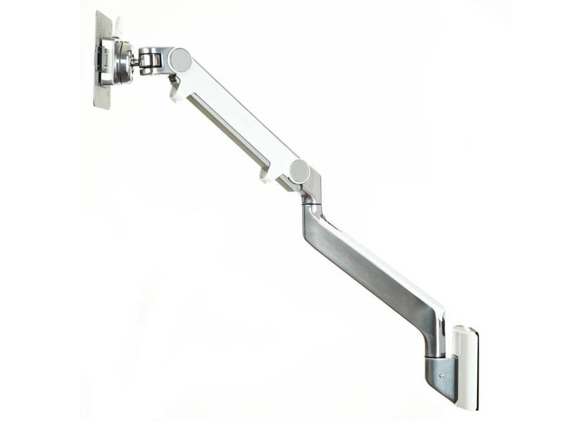 monitor wandhalterung humanscale m2 schr g mit schwenkarm. Black Bedroom Furniture Sets. Home Design Ideas