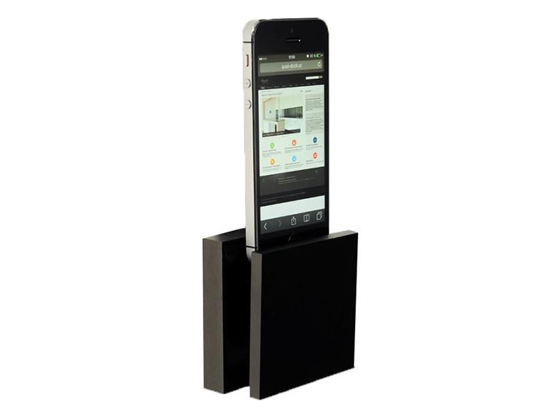 iroom unidock 53unidock ab wandeinbau smartphones tablets. Black Bedroom Furniture Sets. Home Design Ideas