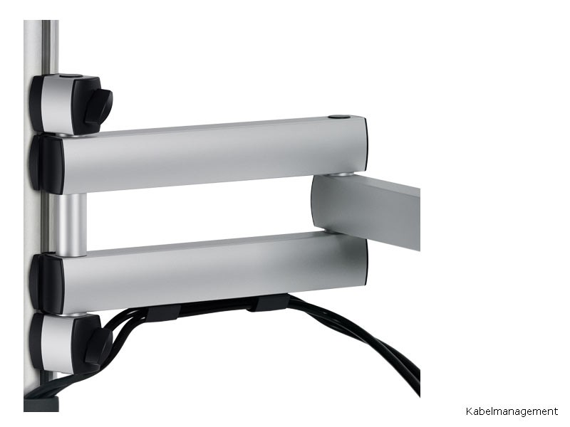 novus sky 11n tv wandhalterung 445 mit schwenkarm 650mm. Black Bedroom Furniture Sets. Home Design Ideas