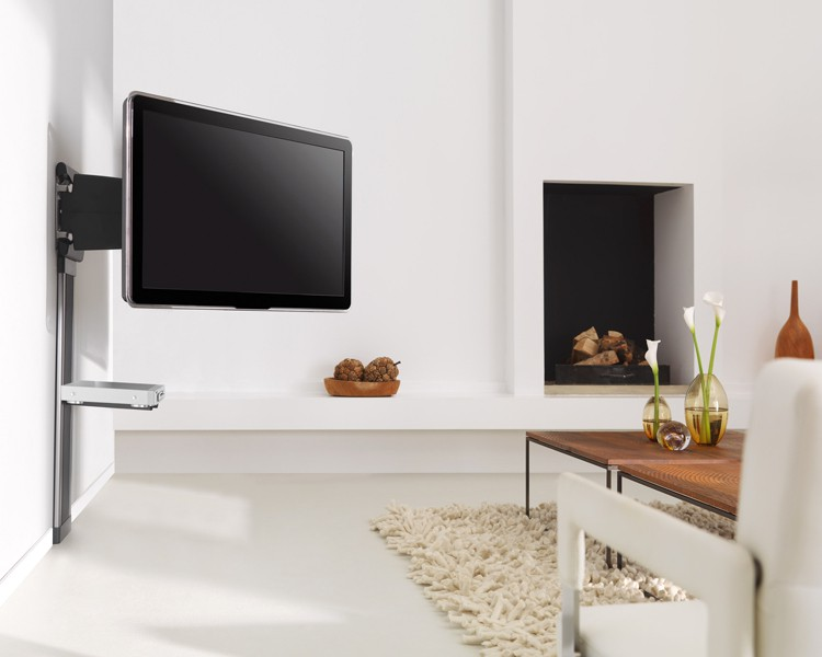 eol vogels efw 8345 schwenkbare tv wandhalterung. Black Bedroom Furniture Sets. Home Design Ideas