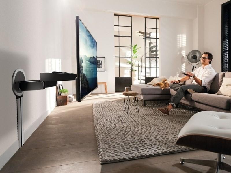 Vogels MotionMount NEXT 7356 Elektrisch Schwenkbare TV Wandhalterung OLED ·  Vogels MotionMount NEXT 7356 Elektrisch Schwenkbare OLED Wandhalterung ...
