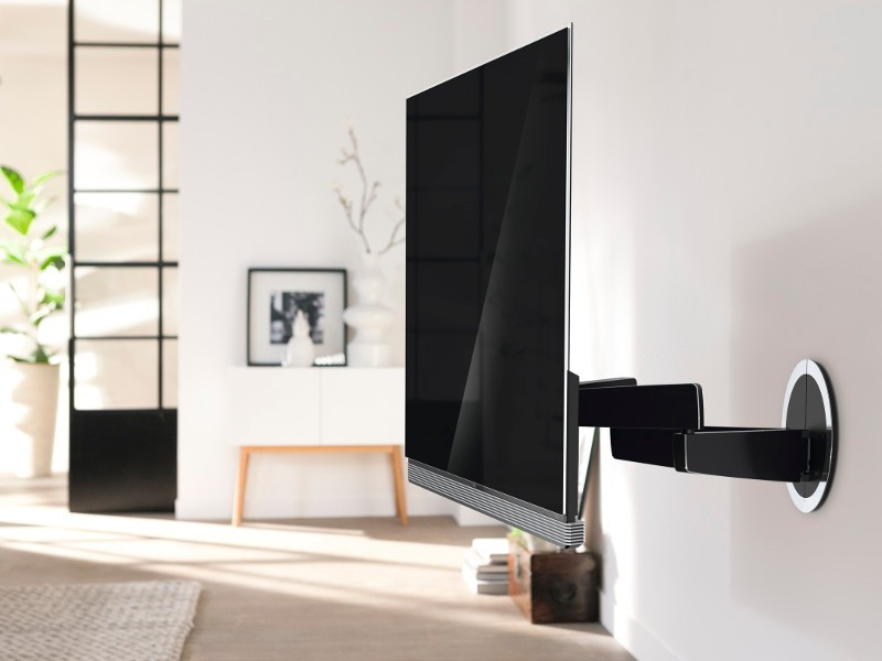 lg wandhalterung oled tv halterung vogels next 7346. Black Bedroom Furniture Sets. Home Design Ideas