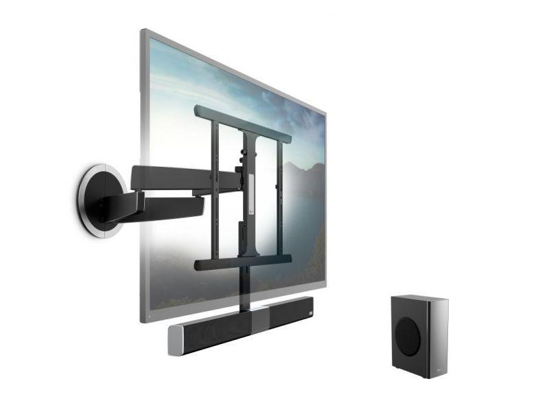 Elektrisch schwenkbare tv wandhalterung soundbar vogels next 8375 - Wandhalterung tv und receiver ...