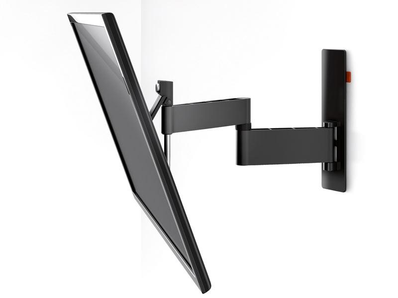 wandhalterung f r fernseher im 90 grad winkel tv schrauben halterung. Black Bedroom Furniture Sets. Home Design Ideas