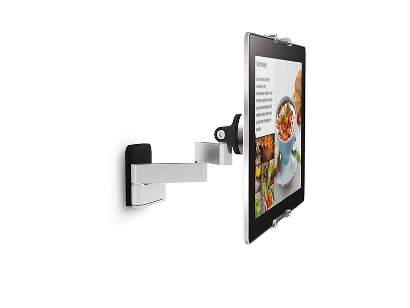 vogels tms 1030 universal tablet wandhalterung mit schwenkarm. Black Bedroom Furniture Sets. Home Design Ideas