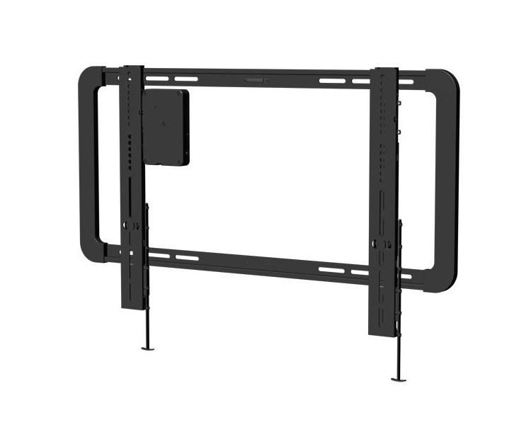 wallwizard ta55 tv wandhalterung motorisiert und neigbar 37 55. Black Bedroom Furniture Sets. Home Design Ideas