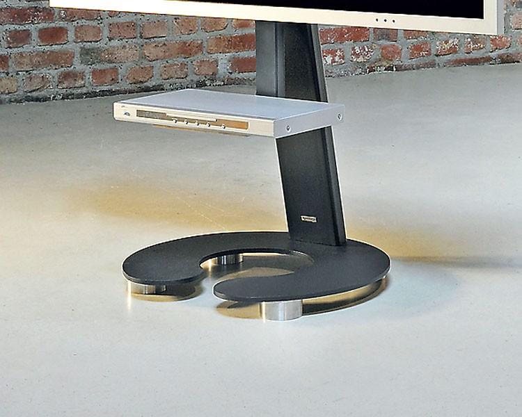 wissmann tv standfu omega art111 37zoll 60zoll. Black Bedroom Furniture Sets. Home Design Ideas