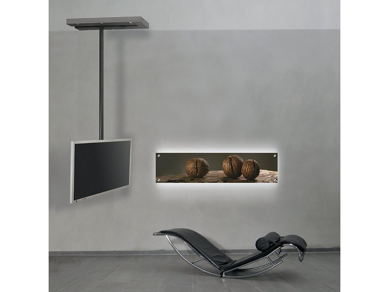 wissmann schiebbare tv wandhalterung ceiling art 116 f150 150 cm. Black Bedroom Furniture Sets. Home Design Ideas