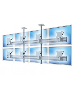 8fach multimonitor monitor halterung f r 10 29zoll. Black Bedroom Furniture Sets. Home Design Ideas