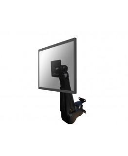 monitor wandhalterung h henverstellbar. Black Bedroom Furniture Sets. Home Design Ideas