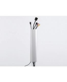 kabelkanal mit ablage f r tv wandhalterung. Black Bedroom Furniture Sets. Home Design Ideas