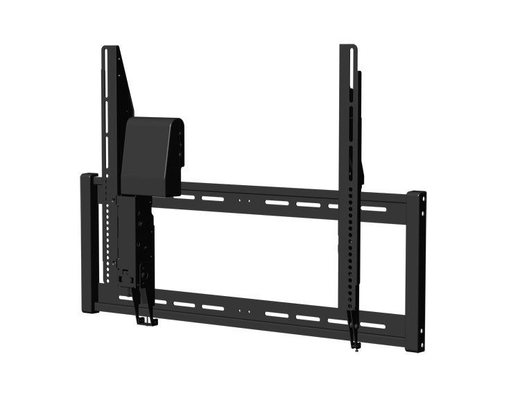 wallwizard tc105b tv wandhalterung motorisiert neigbar 40 52. Black Bedroom Furniture Sets. Home Design Ideas