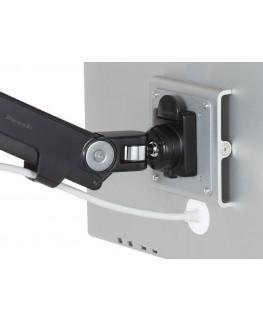 humanscale m8 monitorhalterung usm tische. Black Bedroom Furniture Sets. Home Design Ideas