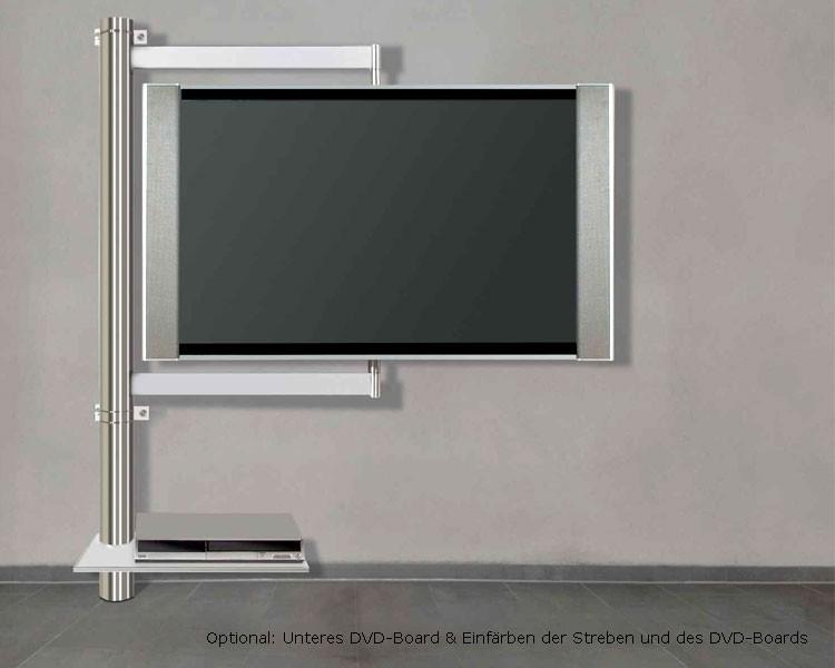 Wandaufhängung Fernseher wissmann tv wandhalterung solution art 112-2 46zoll - 52zoll