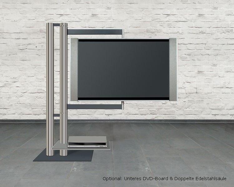Fernsehhalterung Wand wissmann tv wandhalterung solution art 112-1 37 - 46zoll
